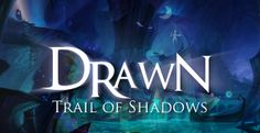 Return to the world of Drawn! Travel to the past in the beautiful #adventure #game Drawn: Trail of Shadows. #WildTangent