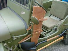 M1 Garand voertuig holster