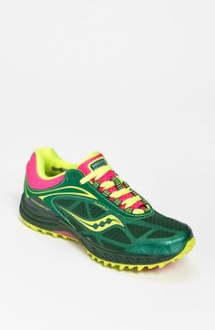 Saucony 'ProGrid Peregrine 2' Trail Running Shoe (Women) available at #Nordstrom