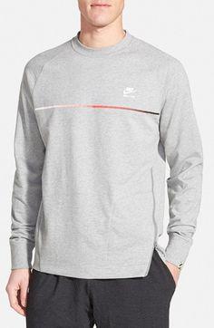Nike 'Track & Field' French Terry Crewneck Sweatshirt