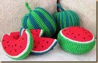 AMIGURUMI – FRUITS