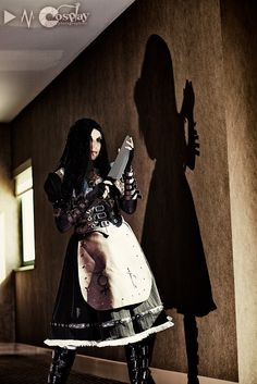 Otaku House Cosplay Idol 2012 » Rexluna: Alice from Alice: Madness Returns #cosplay