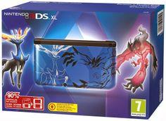 Las gangas de un berubyano: Nintendo 3DS Xl Edic. Especial Pokemon Azul por 190,72 euros!!!