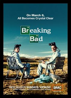 Quadro Poster Series Breaking Bad 33 - Decor10