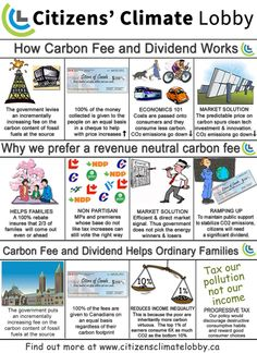 In addition to income tax and a land value tax, a third possible way to fund a basic income or citizen's dividend is a carbon tax. Environmental group the Citizens Climate Lobby provides thi…