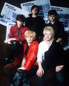Duran Duran - Love me some John Taylor! Nick Rhodes, Simon Le Bon, John Taylor, Birmingham, New Wave Music, Uk Singles Chart, New Romantics, Actrices Hollywood, Come Undone