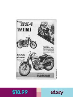 Bike surf poster products leotie fashionlifestyle plaques decorative signs ebay home fandeluxe Images