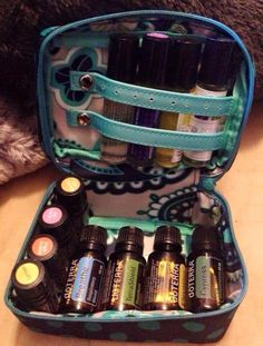 Baubles and Bracelets case for oils on the go! https://www.mythirtyone.com/stylewithsue/shop/specials