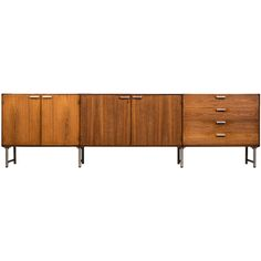 CEES BRAAKMAN Made To Measure Rosewood Sideboard UMS Pastoe