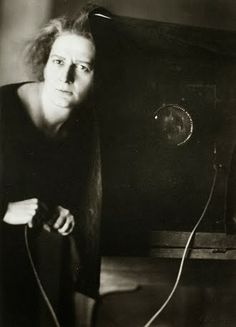 "Lotte Jacobi, Self-Portrait, Berlin, 1929.-. Johanna Alexandra ""Lotte"" Jacobi (born August 17, 1896 in Thorn in Prussia (today Poland) – died May 6, 1990, Deering, New Hampshire) was a German photographer, who immigrated to the United States to escape Nazi Germany. During  period (1926–27) she began her professional work as a photographer, and she also produced four films. Lotte Jacobi is best known for her photographic portraits and continued to photograph through the early 1980s."