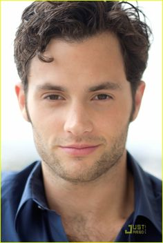 penn badgley portrait - Google Search