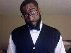 James Harden as Urkel