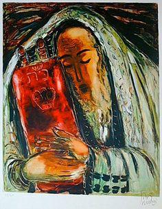 Reuven Rubin Rabbi plate signed lithograph by YNETART on Etsy Jewish Art, Religious Art, Arte Judaica, Jewish Celebrations, Biblical Art, Paintings I Love, Judaism, Chinese Art, Japanese Art
