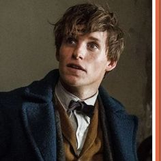 "Eddie Redmayne Will Narrate The ""Fantastic Beasts"" Audiobook In Character As Newt Scamander Harry Potter Icons, Harry Potter Characters, Eddie Redmayne Hufflepuff, Newt Scamander Aesthetic, Newton Scamander, Eddie Redmayne Fantastic Beasts, Harry And Ginny, Fantastic Beasts And Where, About Time Movie"