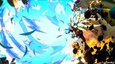 Dragon Ball FighterZ - Goku SSJ3 Kamehameha
