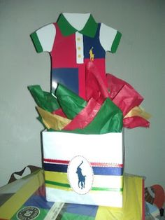 polo baby shower theme