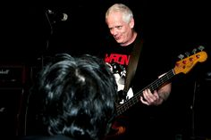 Rob Wright of NoMeansNo