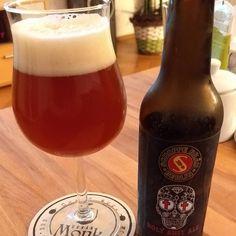 Schoppebräu Holy Shit Ale (****) #craftbeer #schoppebräu #berlin #holyshit #ale #beer #bier #prost