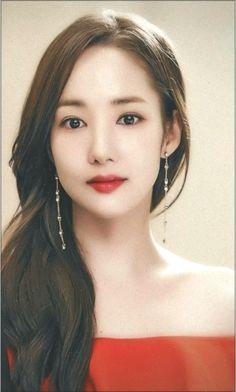 Woman in red 003 Korean Actresses, Korean Actors, Korean Beauty, Asian Beauty, Le Rosey, Park Min Young, Korean Celebrities, Blake Lively, Beautiful Asian Women