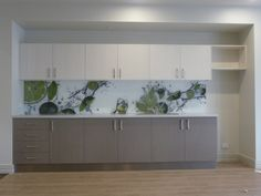 Using the latest technology, we can print any hi-resolution image or design onto glass to create something truly special and unique. Glass Splashbacks, Splashback Ideas, Glass Design, Kitchen Design, Kitchen Cabinets, Latest Technology, Printed, Gold Coast, Brisbane
