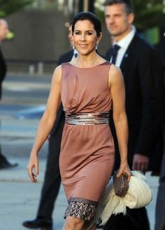 See HRH, Crown Princess Mary's (née Mary Donaldson) style evolution.