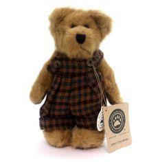 Boyds Bears Plush Jordan T. Fallsbeary Teddy Bear Height: 8 Inches Material: Fabric Type: Teddy Bear Brand: Boyds Bears Plush Item Number: Boyds Bears Plush 919805 Catalog ID: 28983 New With Tag. J.B.
