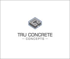 create an eye catching logo for my concrete company by PAN3NAE™