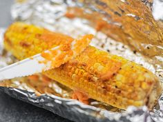 Grilled Corn with Spicy Miso Butter - This butter is great on for other veggies as well or on rice! Healthy Cooking, Cooking Recipes, Miso Butter, Buttered Corn, Fresh Beets, Bbq, Grilled Fruit, Corn Recipes, Cooking Ingredients