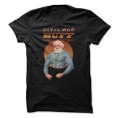 Civil War Buff-South T Shirt, Hoodie, Sweatshirt