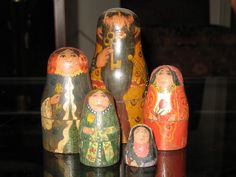 Antique Matryoshka-Early 1900's
