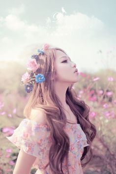 * spring girl *
