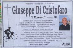 """QUI - SALUGGIA: UN CRISTIANO SALUTO AL """"ROMANO"""" SALUGGESE, GIUSEPP..."""