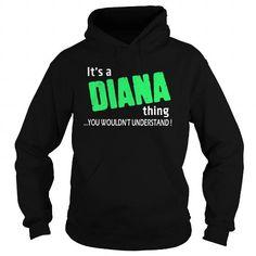 I Love Awesome Diana Thing  TeeForDiana Shirt; Tee
