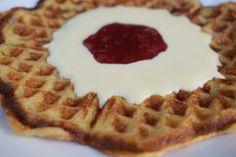 Waffles, Food And Drink, Keto, Baking, Breakfast, Diabetes, Lattices, Patisserie, Backen