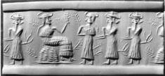El panteón de los dioses sumerios