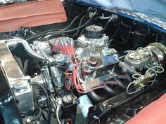 When your project ford has an empty space under the hood where the blueprint engines customer david reed has installed our bp3472ct under the hood of his 1961 ford falcon thank you for sharing your photos with us david malvernweather Images