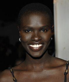 Afro-textured Hair | White Nappy Hair