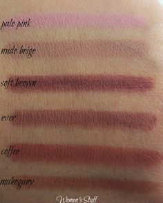 Women's Stuff: NYX Lip Liner Pencil ~ review,picture and swatch