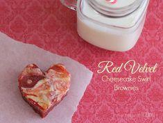 Red Velvet Cheesecake Brownies by #PhillyAmbassador @Tammi Roy