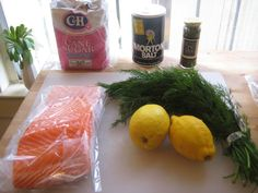 Make your own Lox :)