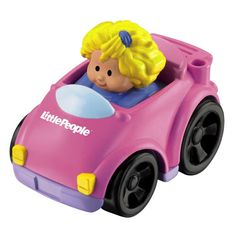 Fisher-Price Little People® Wheelies™ Coupe