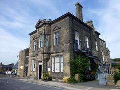 The old mechanics institute, Horsforth