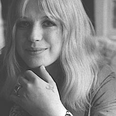 """"""" Marianne Faithfull, at home in Berkshire, 1974. © Photos by Terry O'Neill. """""""