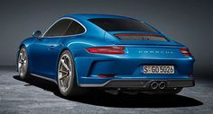 Porsche 911 GT3 Touring Pack Images Leak Ahead Of Frankfurt Unveiling