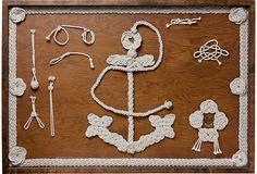 Nautical Knot Display
