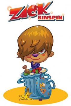 """I think that Zack Binspin's new song """"Moptop Tweenybop"""" is brilliant. My little Shadow loves it too."""