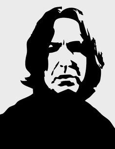 98080-Snape---Harry-Potter---Gemälde---50-x-70-cm (480×625)