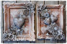Altered frames - Scrapbook.com