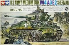 Armorama :: Tamiya Box art past and present