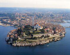 Istria, Croacia. **